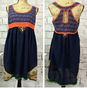 Dresses & Skirts - Ecote Urban Outfitters Boho Dress